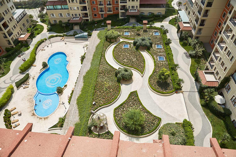 Rent premium apartments in the center of Baku