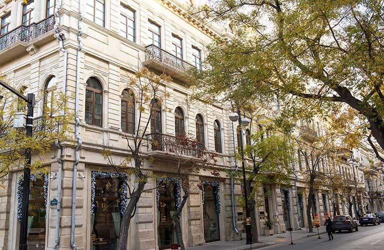 MOLOKAN PALACE BUSINESS CENTRE