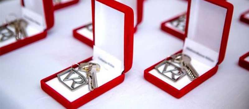 Ключи от квартир жилого комплекса премиум-класса «Вургун Резиденс» переданы жильцам